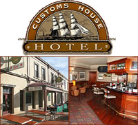 Customs House Hotel - Accommodation QLD