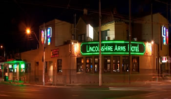 Lincolnshire Arms Hotel - Accommodation QLD