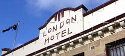 London Hotel and Restaurant - Accommodation QLD