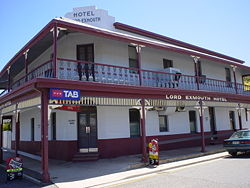 Lord Exmouth Hotel - Accommodation QLD