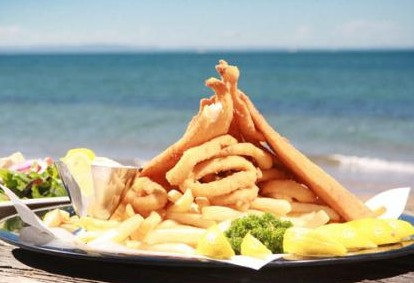 Seafood Lovers - Accommodation QLD