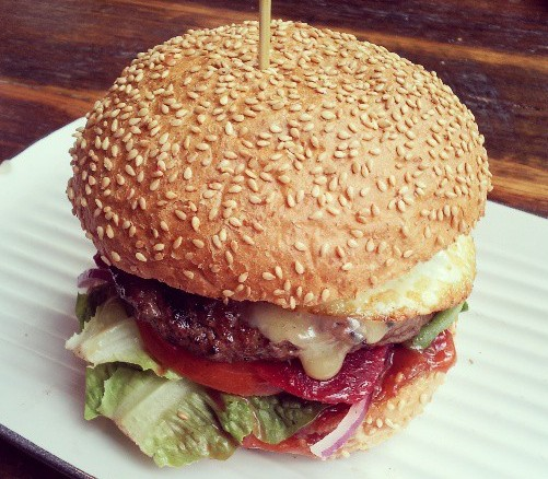Grill'd Healthy Burgers - Accommodation QLD