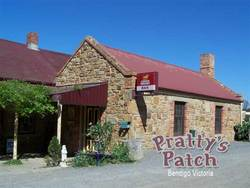Pratty's Patch - Accommodation QLD
