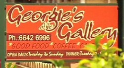 Georgies Cafe Restaurant - Accommodation QLD