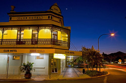 The Club Hotel - Accommodation QLD