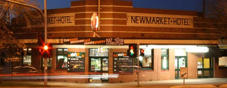 The Newmarket Hotel - Accommodation QLD