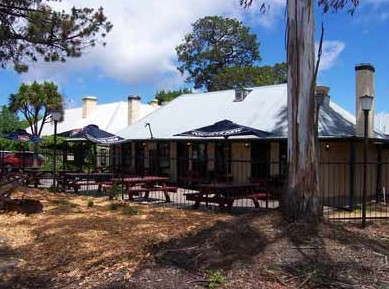 Old Canberra Inn - Accommodation QLD