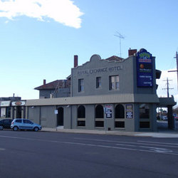 Royal Exchange Hotel - Accommodation QLD
