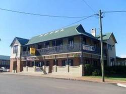 The Denman Hotel - Accommodation QLD