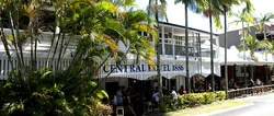 Central Hotel - Accommodation QLD