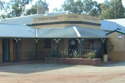Jennacubbine Tavern - Accommodation QLD