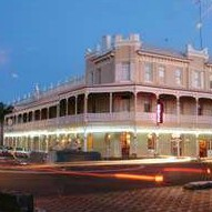 The Rose Hotel - Lounge Bar - Accommodation QLD