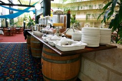 Alexanders Restaurant - Lord Forrest Hotel - Accommodation QLD