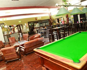 Darwin Railway Social and Sports Club - Accommodation QLD