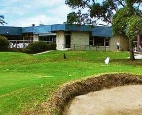 Vincentia Golf Club - Accommodation QLD