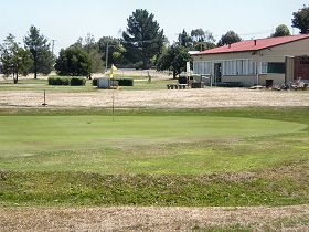 Campbell Town Golf Club - Accommodation QLD