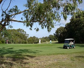 Leongatha Golf Club - Accommodation QLD