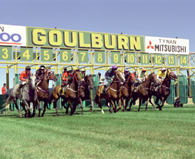 Goulburn and District Racing Club - Accommodation QLD
