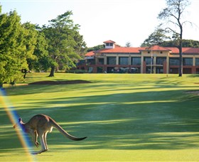 Royal Canberra Golf Club - Accommodation QLD