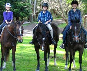Kings Creek Saddle Club - Accommodation QLD
