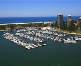 Southport Yacht Club Incorporated - Accommodation QLD