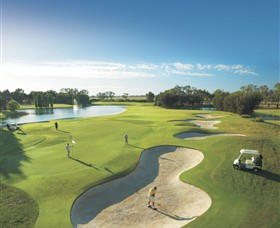 Murray Downs Golf  Country Club - Accommodation QLD