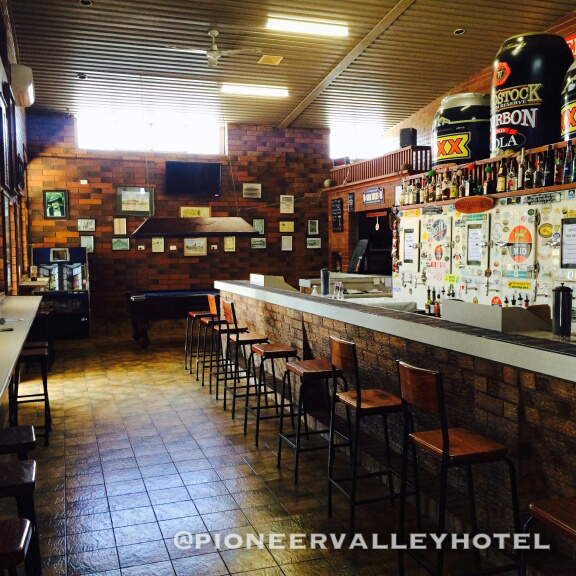 Pioneer Valley Hotel - Accommodation QLD