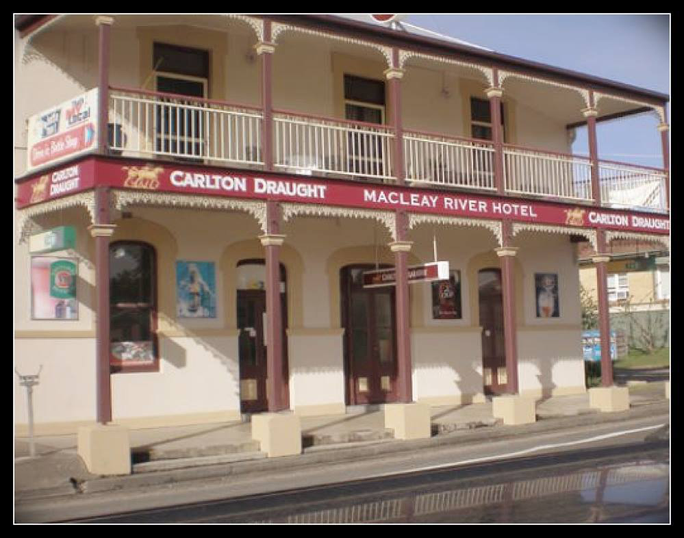 Macleay River Hotel - Accommodation QLD