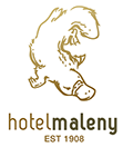 Maleny Hotel - Accommodation QLD