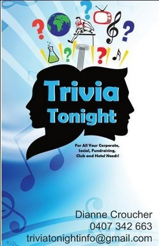 Trivia Tonight - Accommodation QLD
