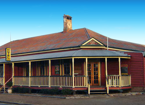 Maidenwell Hotel - Accommodation QLD