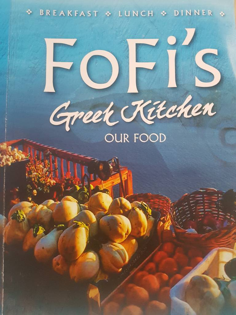 Fofi's Greek Kitchen - Accommodation QLD