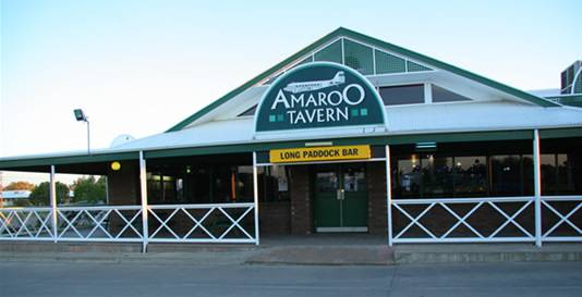 Amaroo Tavern - Accommodation QLD