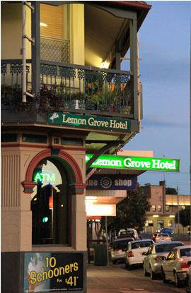 Lemon Grove Hotel - Accommodation QLD