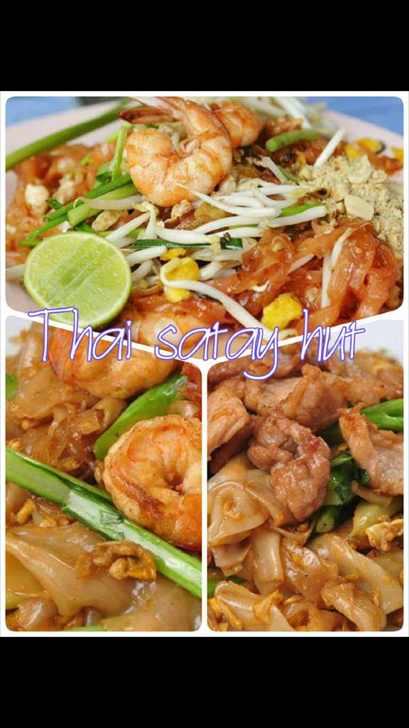 Thai Satay Hut - Accommodation QLD