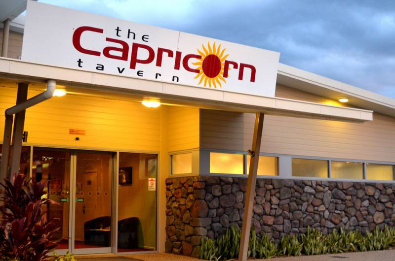 Capricorn Tavern - Accommodation QLD
