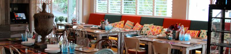 Bohemian Bungalow Restaurant  Bar - Accommodation QLD