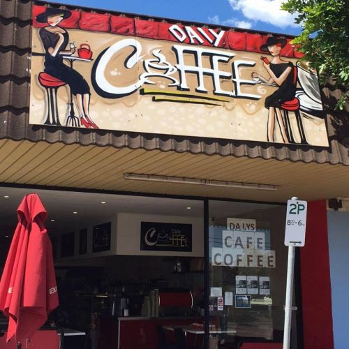 Daly Coffee Den - Accommodation QLD