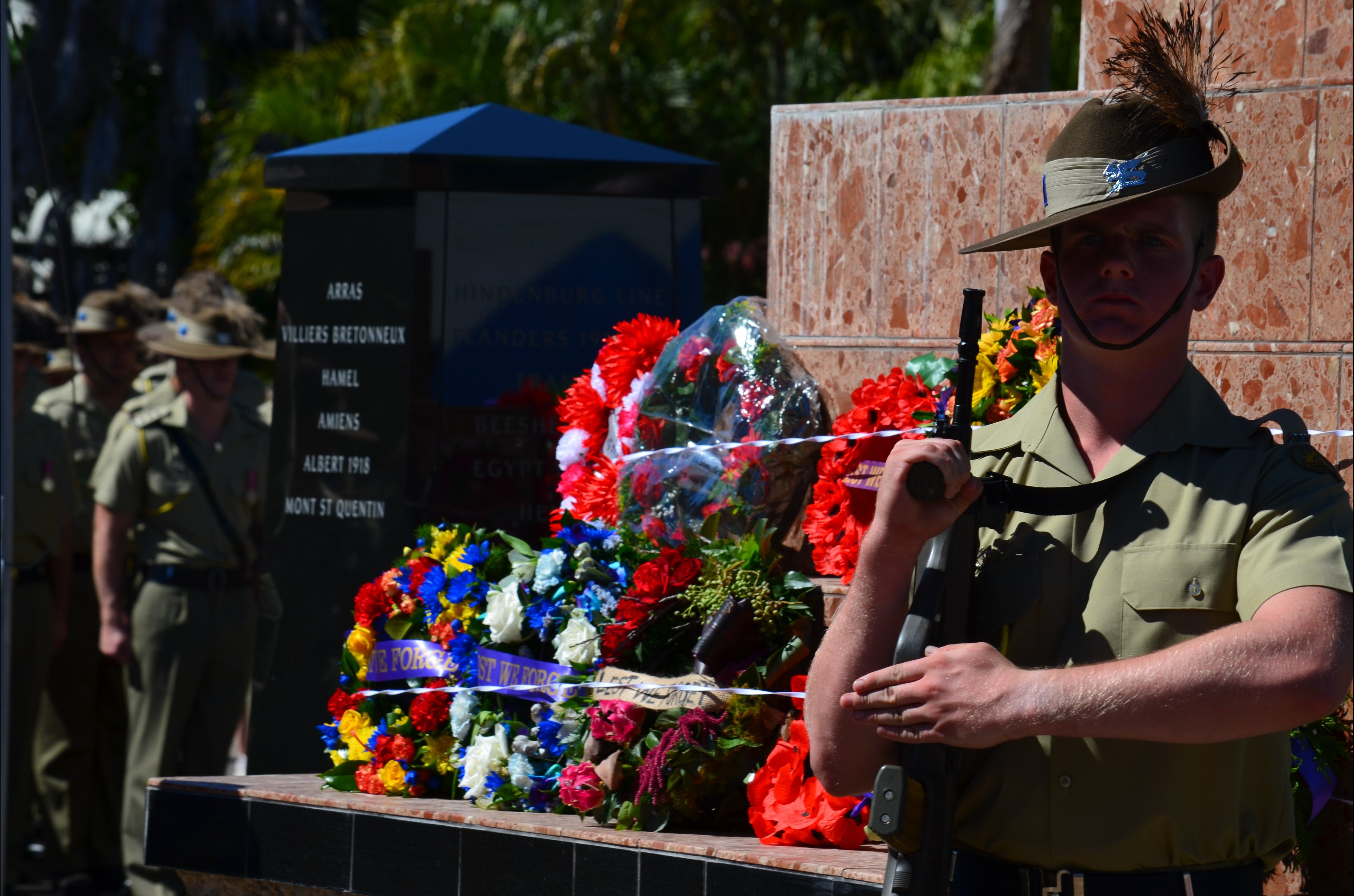 Anzac Day Charters Towers - Accommodation QLD
