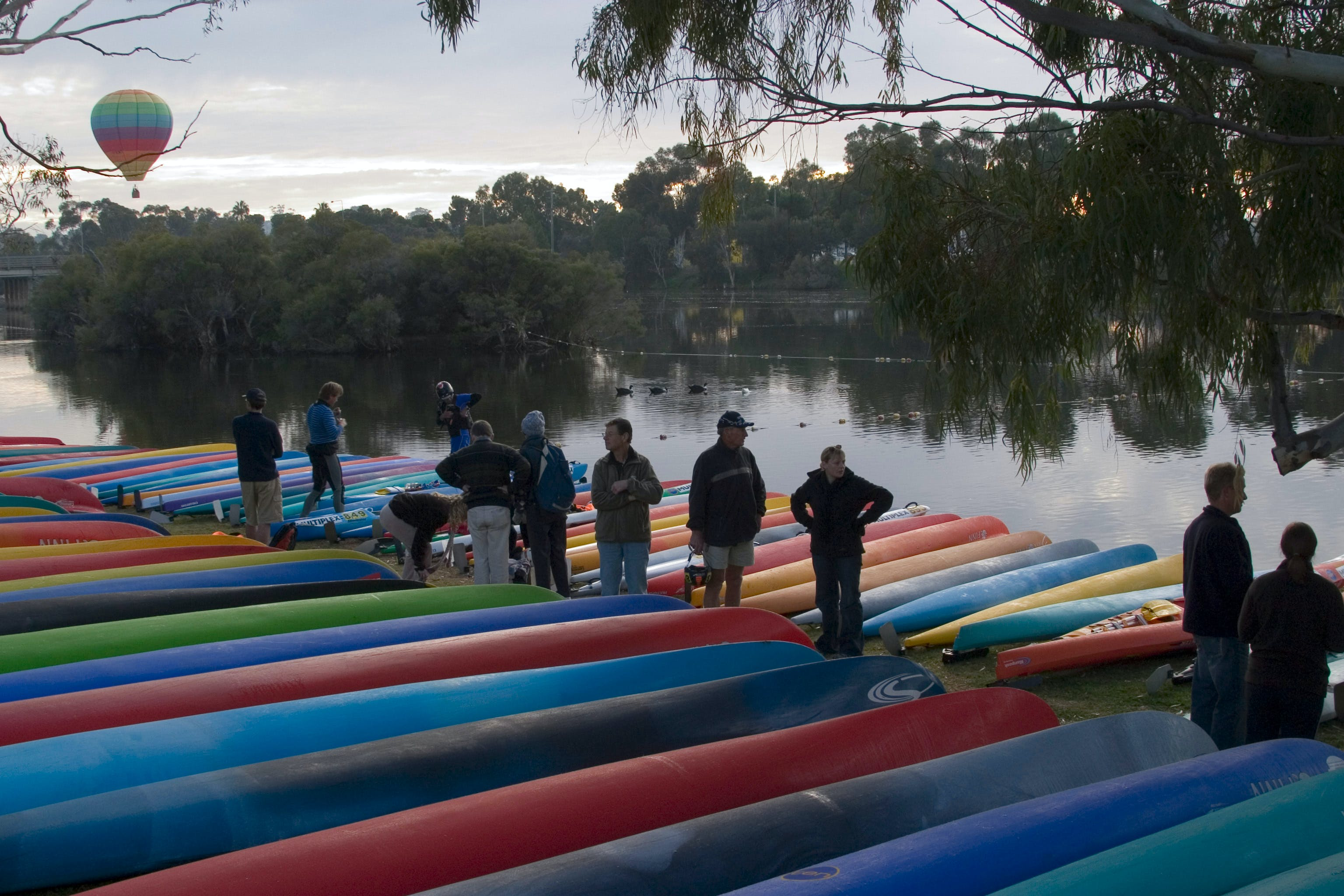 Avon Descent - Accommodation QLD
