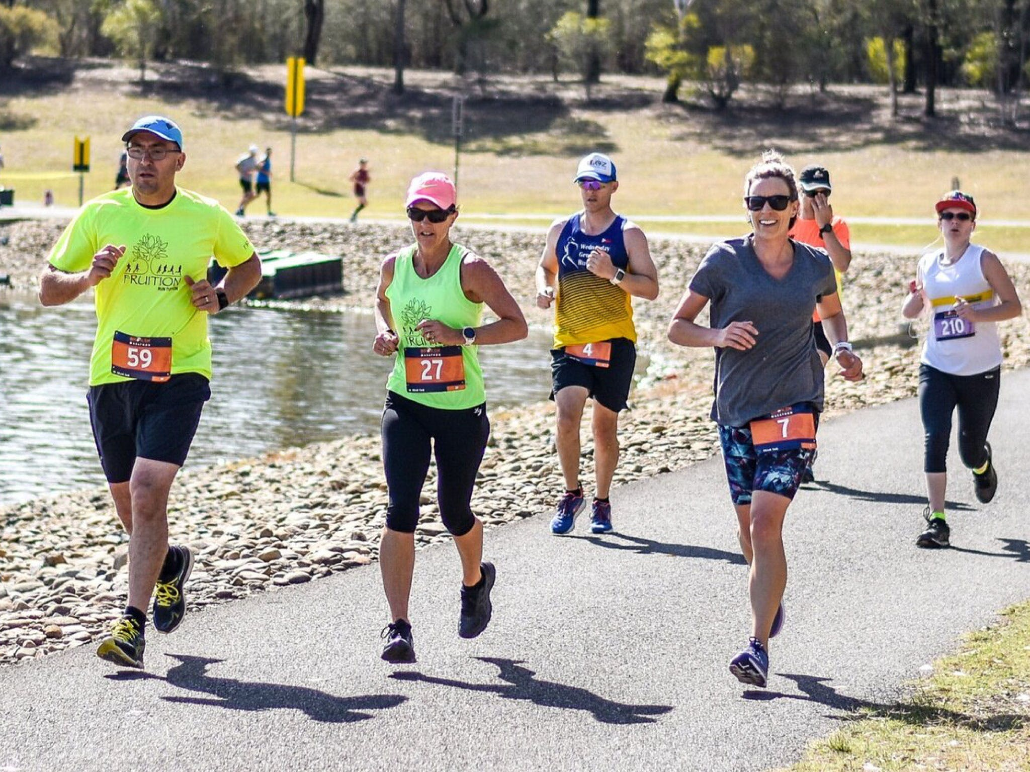Broken Marathon Canberra - Accommodation QLD