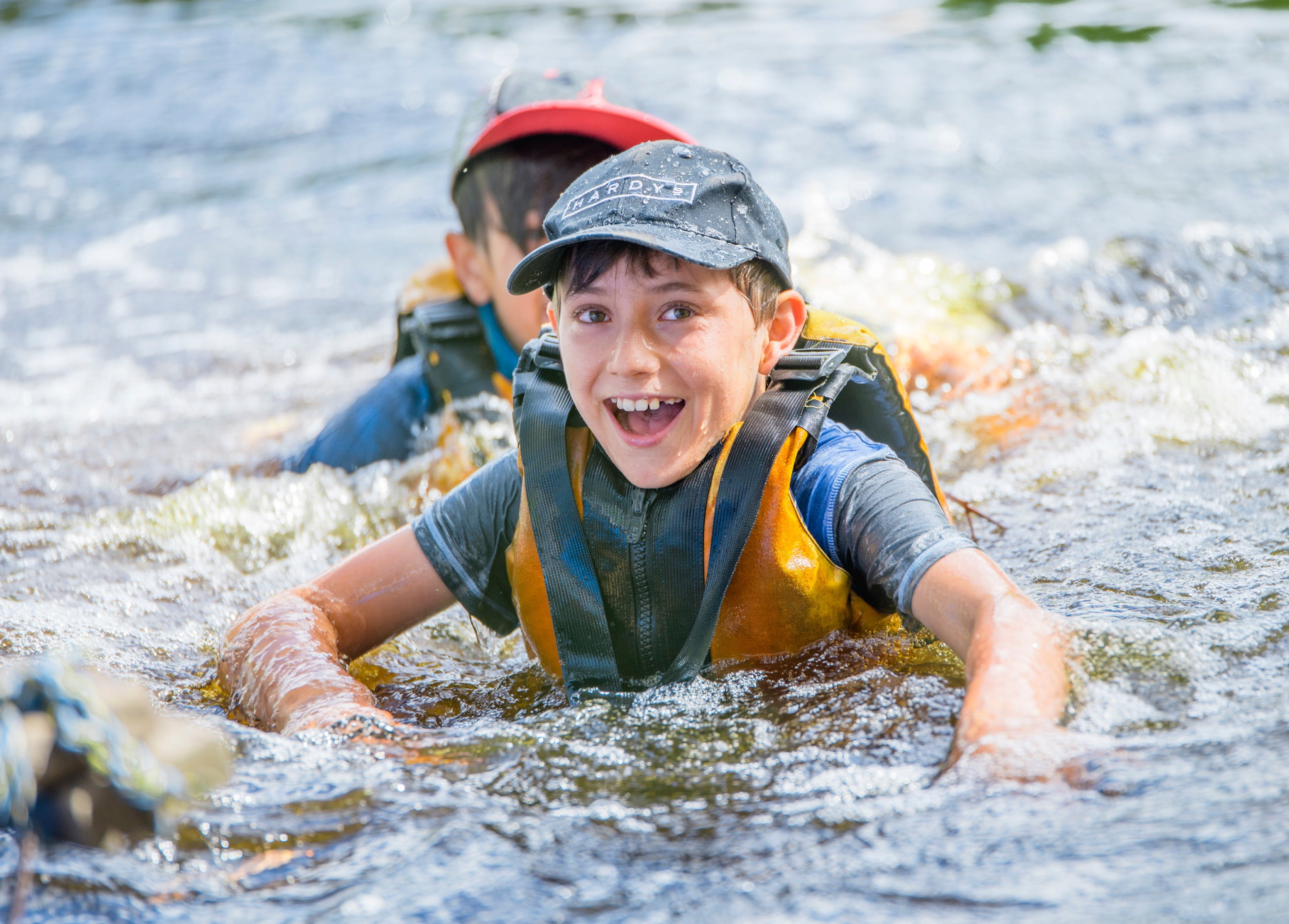 Cave Hill Creek Summer Camp - Accommodation QLD