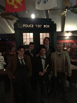 Dr Who Quiz Night - Accommodation QLD