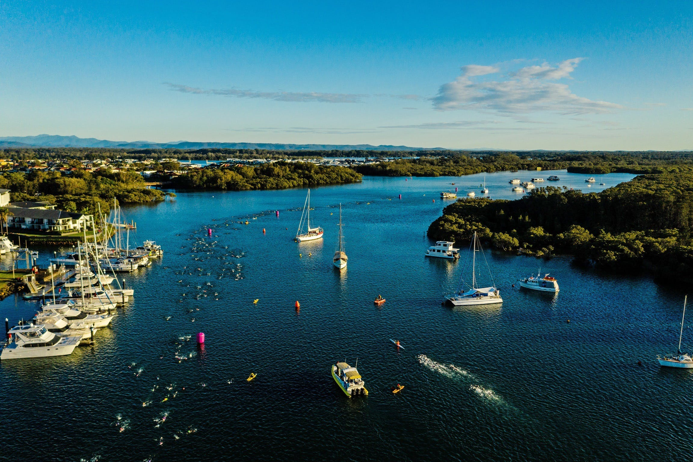 IRONMAN 70.3 Port Macquarie - Accommodation QLD