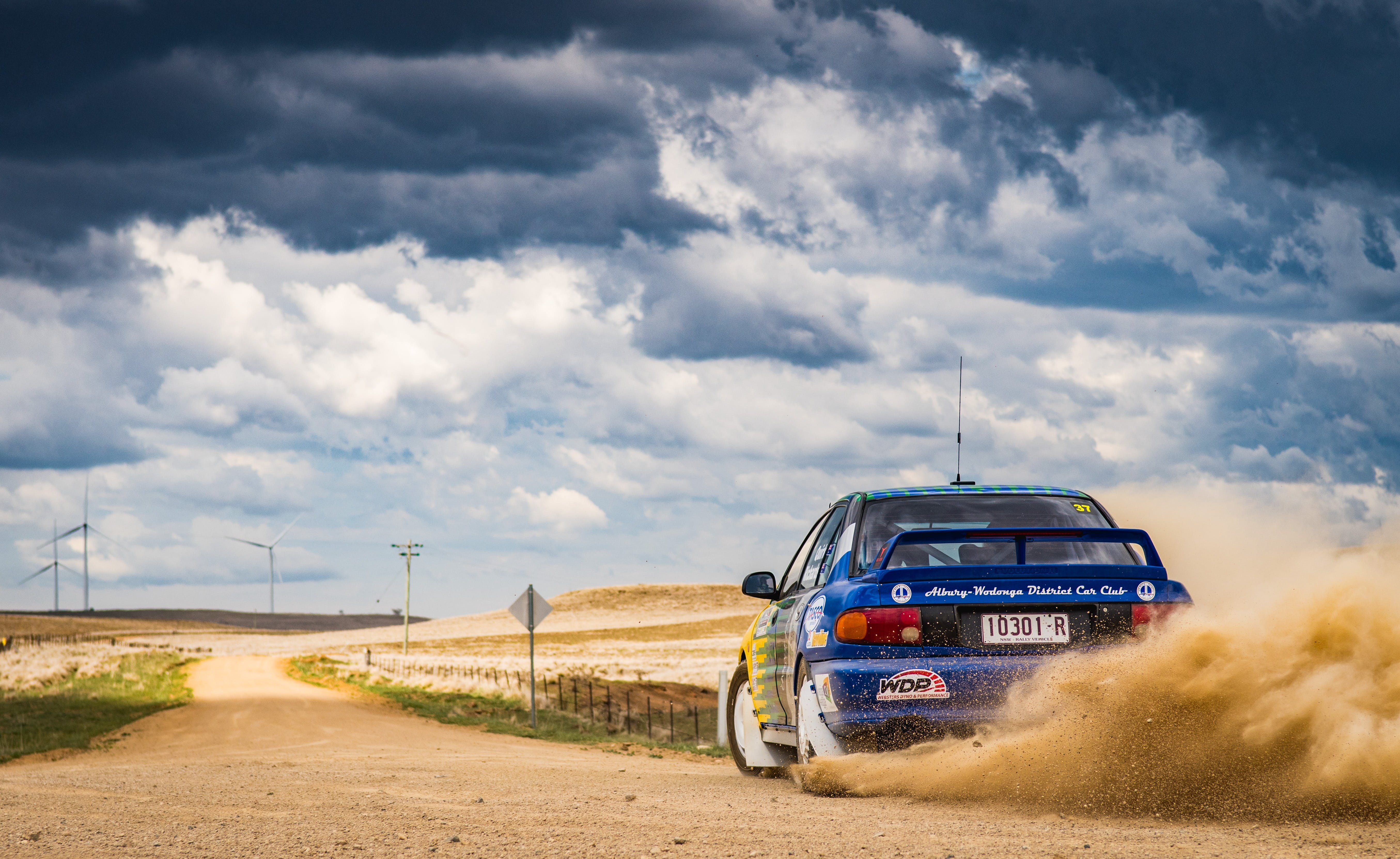 Kosciuszko Automotive Monaro Stages Rally - Accommodation QLD