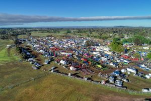Murrumbateman Field Days - Accommodation QLD