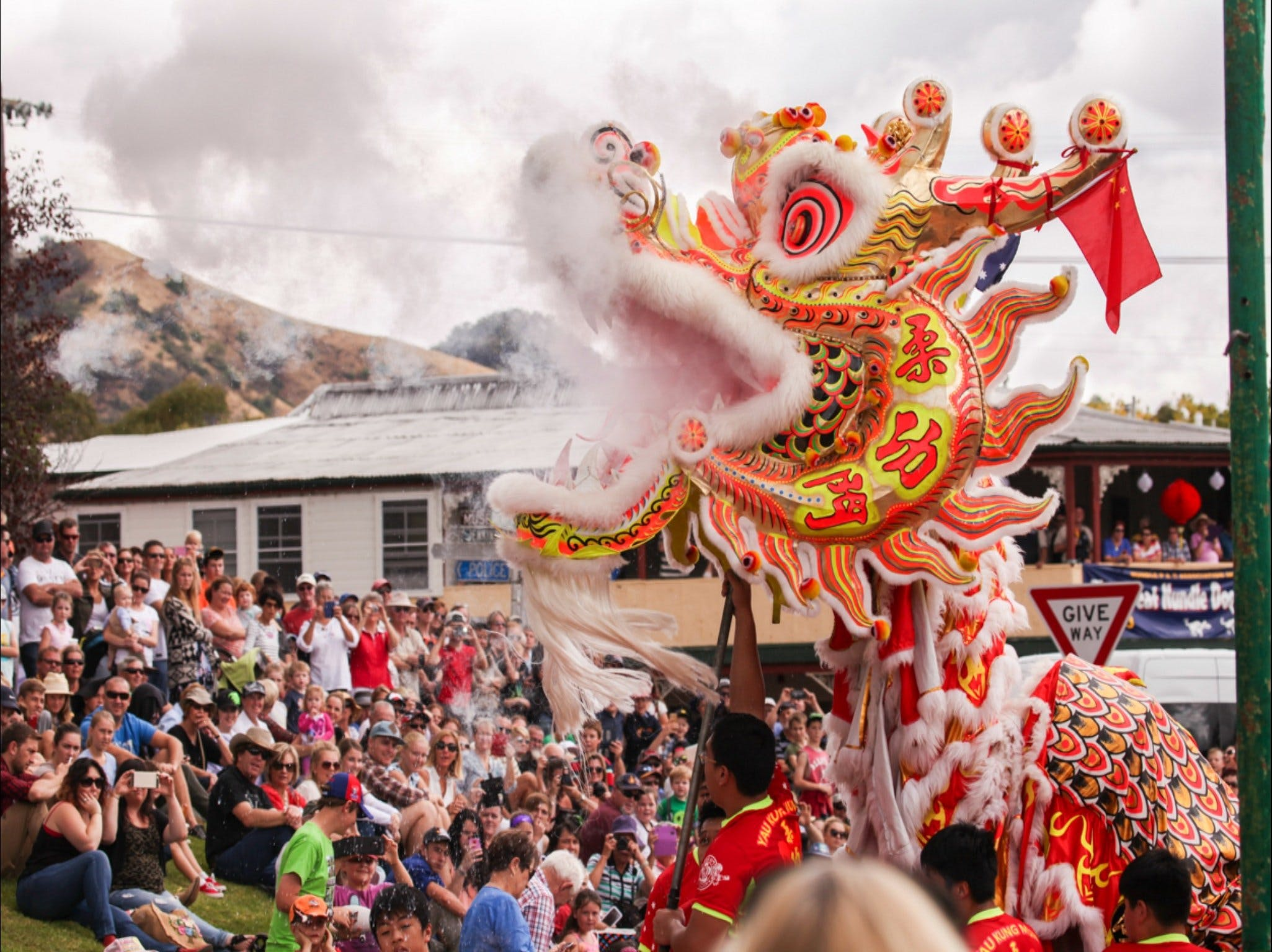 Nundle Go For Gold Chinese Easter Festival - Accommodation QLD