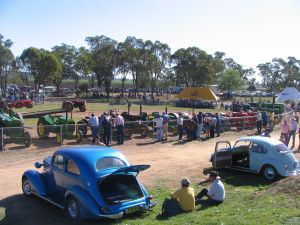 Quirindi Rural Heritage Village - Vintage Machinery and Miniature Railway Rally and Swap Meet - Accommodation QLD