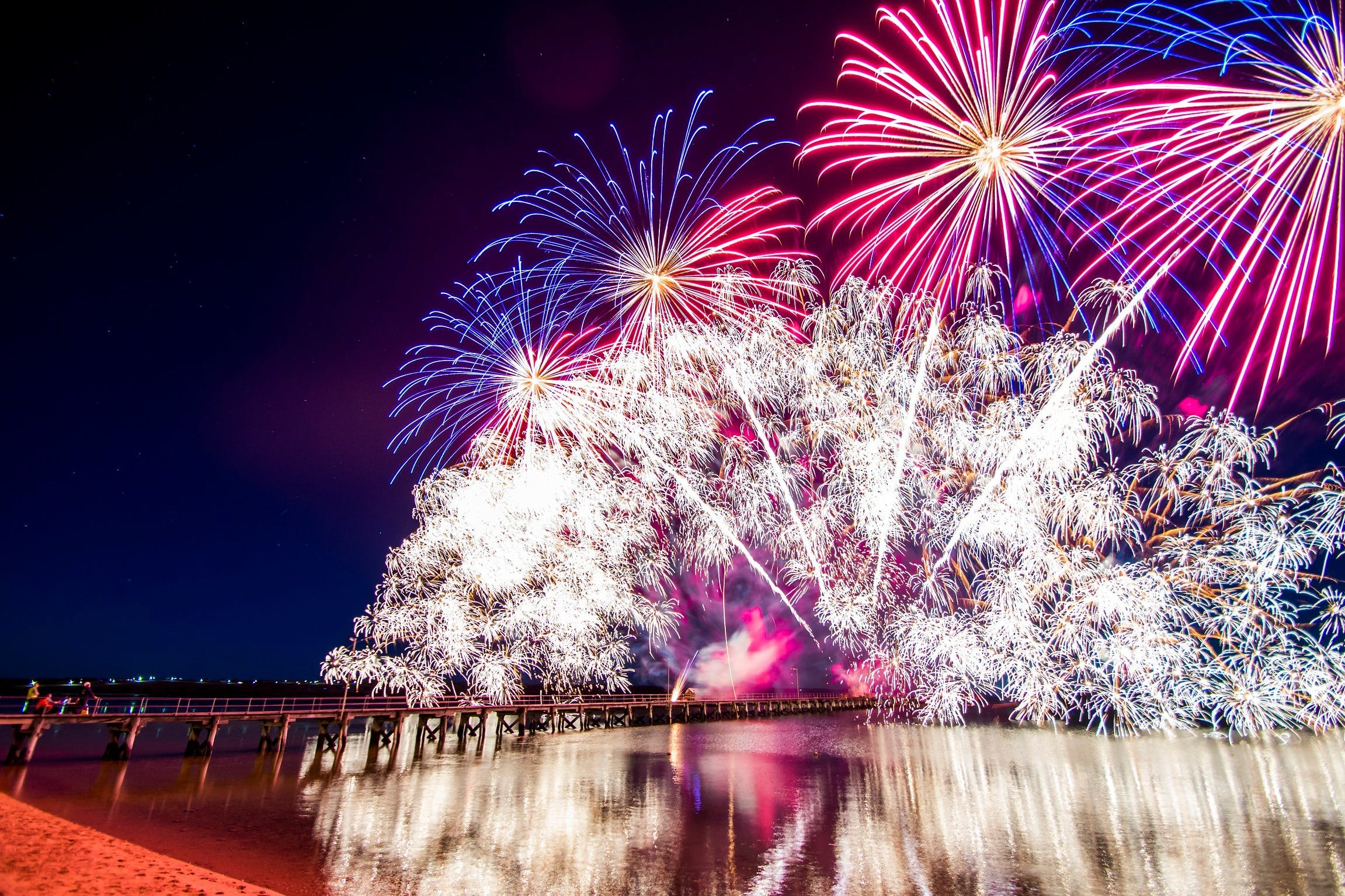 Streaky Bay New Years Eve Children's Festival and Fireworks - Accommodation QLD