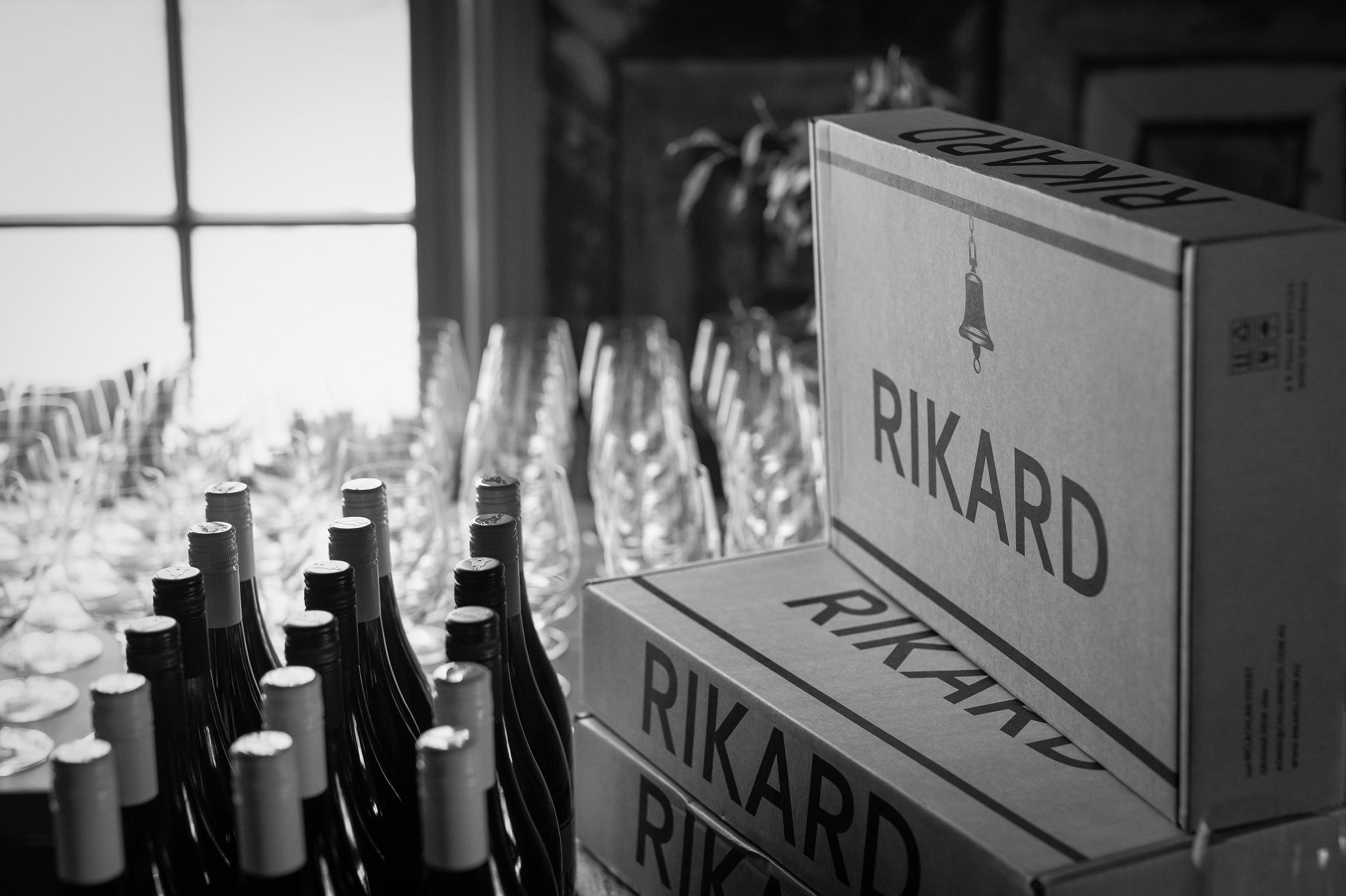 Vin Vertical - Five Years of RIKARD Pinot Noir - Accommodation QLD